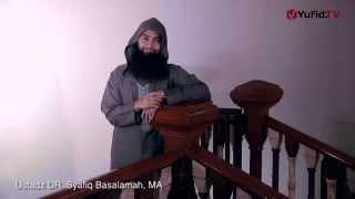 Engkau Berhak Mendapatkan Nyawaku - Ustadz Dr. Syafiq Reza Basalamah, M.a