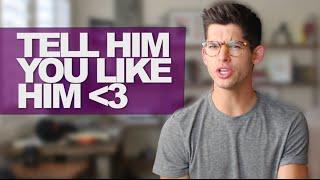 3 WAYS TO TELL A GUY YOU LIKE HIM! | #DEARHUNTER