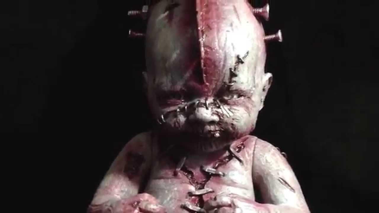 Autopsybabies Sebastian Custom Horror Art Doll 173 By