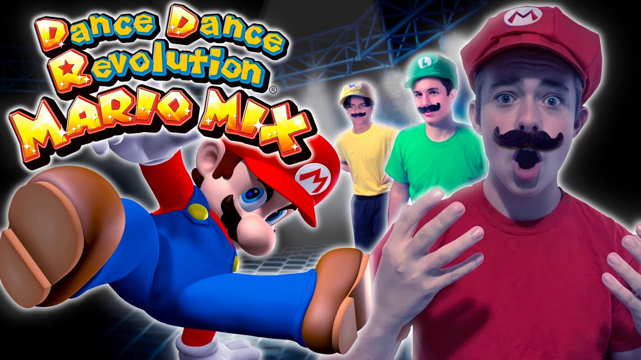 The Mario Dancing Game You Don't Remember - Lil T
