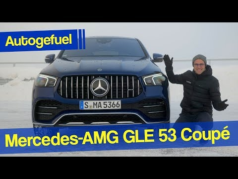 2020 Mercedes-AMG GLE Coupé 53 REVIEW - Autogefuel