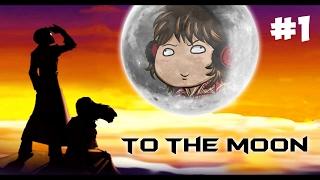 To the Moon | ПОЛЕТ НА ЛУНУ В ДОМАШНИХ УСЛОВИЯХ | 1 серия(To the Moon прохождение на русском. Приятного просмотра! :) Предложить игру - https://vk.com/topic-97411573_32562858 ПЛЕЙЛИСТ