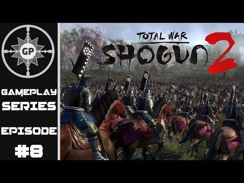 Traitors of War - Total War Shogun 2 Chosakabe Series #8