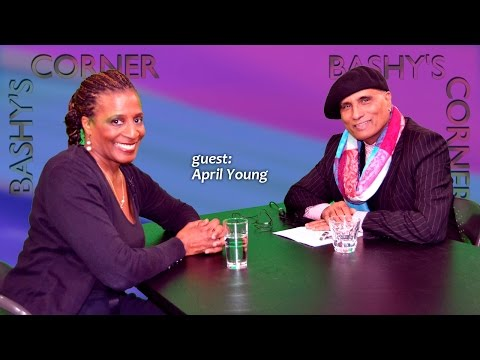Bashy's Corner - April Young