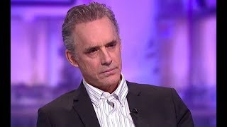Jordan Peterson Leaves Feminist Speechless