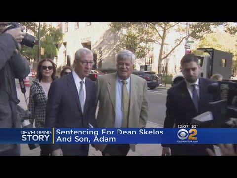 Sentencing For Dean Skelos And Son, Adam