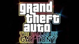 "Grand Theft Auto IV The Ballad Of Gay Tony Theme Song ""I keep on walking"""