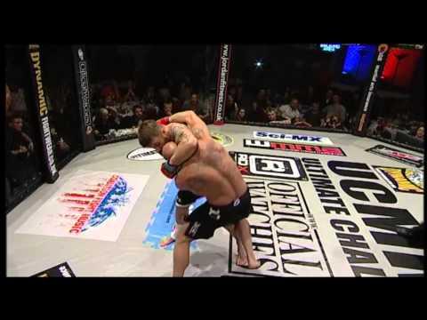 Cage Fighter  Alex Reid