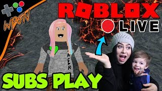 🔥 ROBLOX 🔥 LIVE Join the Game ⭐Join the WPGN FAMILY (2-19-18)