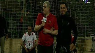 محمود الليثي يقتحم برنامج مع شوبير