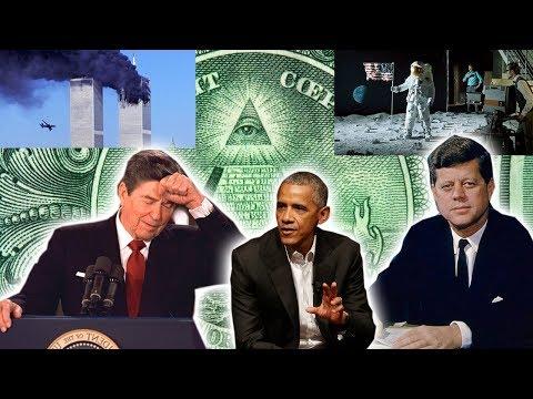 10 Popular Illuminati Conspiracy Theories || Pastimers