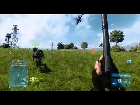 Download Battlefield 3 - Mode Metal gear solid de pro! [Funtage]