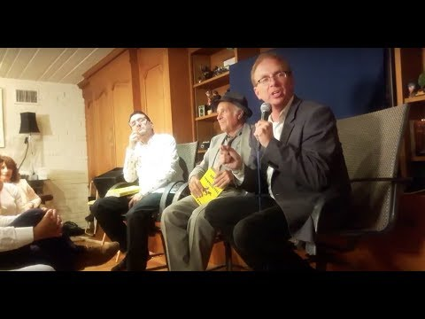 John Nichols in conversion with David Dayen and Greg Palast