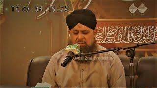 Owais Raza qadri From Mehfil-e-Naat At Faisalabad