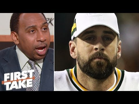 Does Aaron Rodgers need to be a leader for Packers? – Stephen A. | First Take