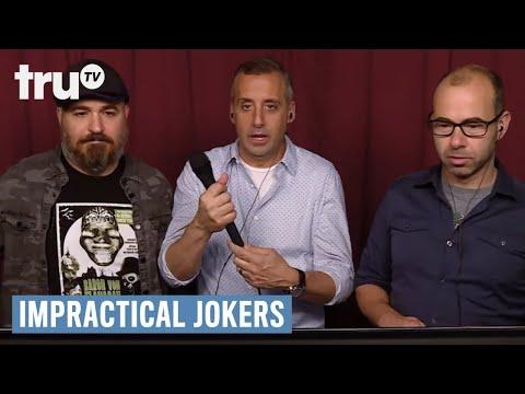 Impractical Jokers - What Reservation?! (Punishment)   truTV