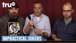 Impractical Jokers - What Reservation?! (Punishment) | truTV