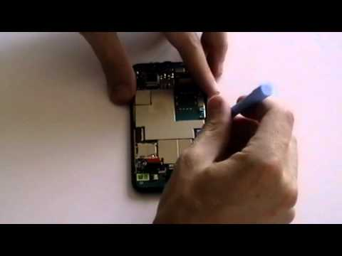 How to Replace HTC Incredible Droid LCD Screen Repair Guide