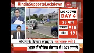 Stay away from Coronavirus rumours: Dr. Vohra on Zee News (March 2020)