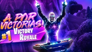 FINALLY I HAVE THE *SKIN GALAXY* VON FORTNITE BATTLE ROYALE!!