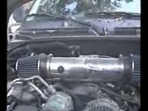 2 Cold Air Intake Mods My 1999 Dodge Ram 5 9l Amp 2001