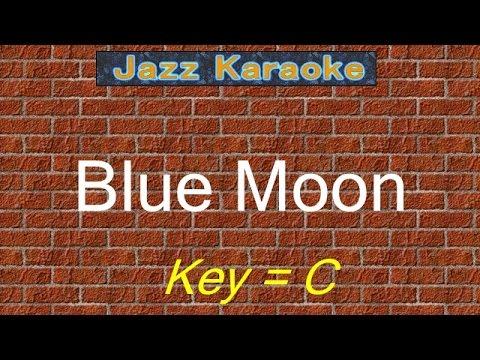 "JazzKara  ""Blue Moon"" (Key=C)"