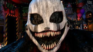 THIS IS THE SCARIEST VERSION OF THE PUPPET | FNAF Ultimate Custom Night (UCN MOD)