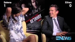 Selena Gomez Vs Ethan Hawke In Battle Of The Generations