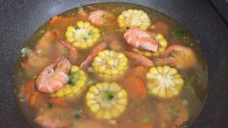 Resep Sup Udang Terenak Super Seger