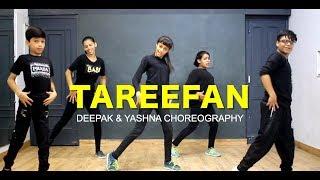 Tareefan - Kids Dance | Deepak N Yashna Choreography | G M Dance Centre | Badshah
