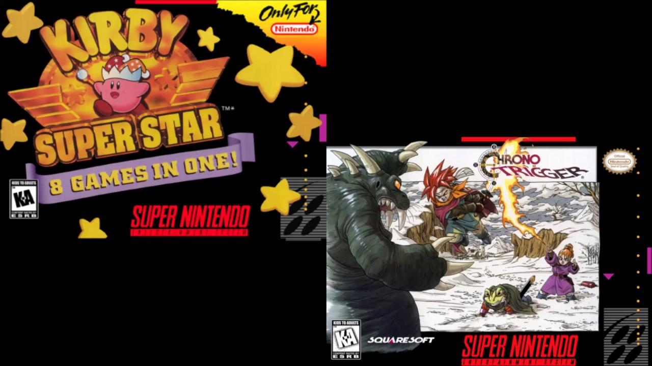 Resultado de imagen para Chrono Trigger / Kirby Super Star Ultra