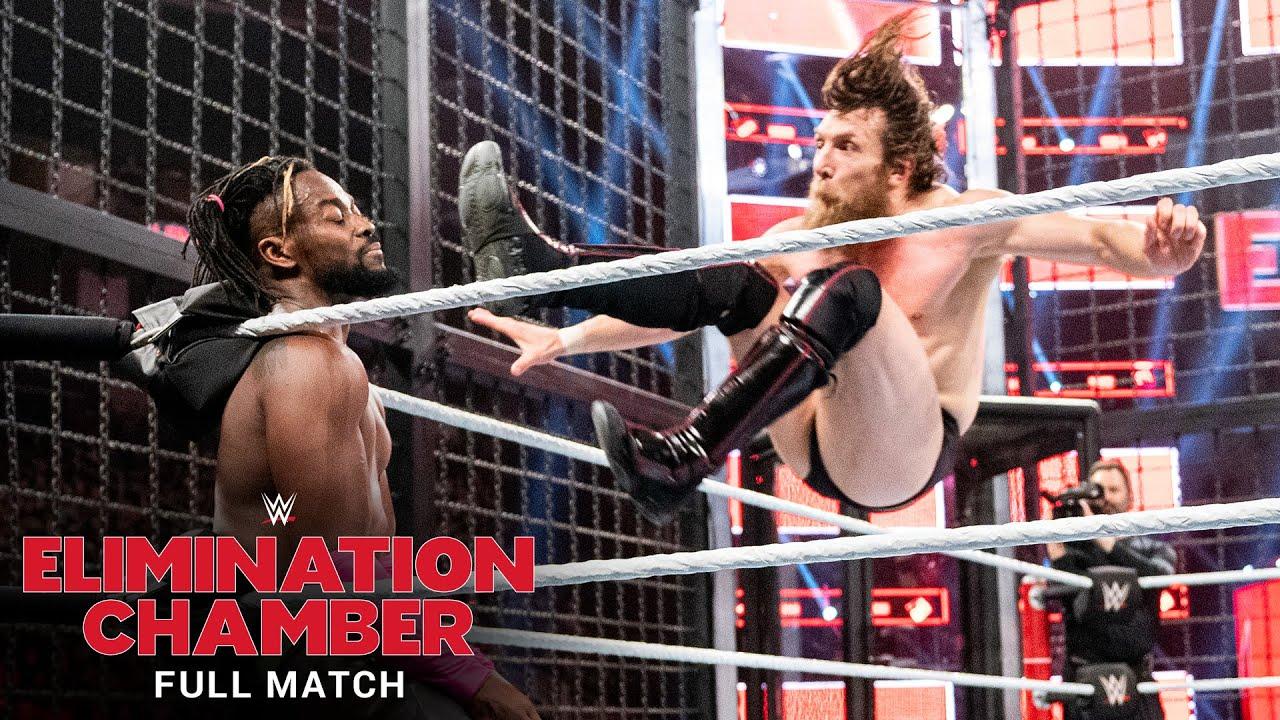 Download FULL MATCH - WWE Championship Elimination Chamber Match: WWE Elimination Chamber 2019