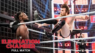 FULL MATCH - WWE Championship Elimination Chamber Match: WWE Elimination Chamber 2019