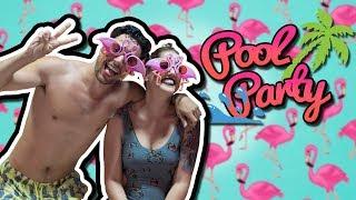 Pool Party ft. Aris Makris: Δοκιμάζοντας musical.ly | i Mikri Ollandeza