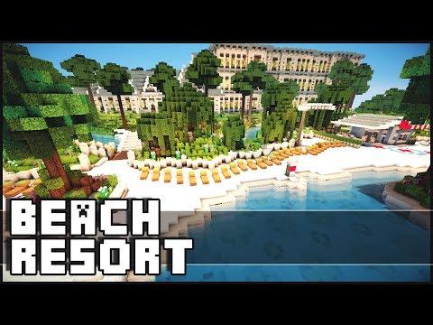 Minecraft - Beach Resort