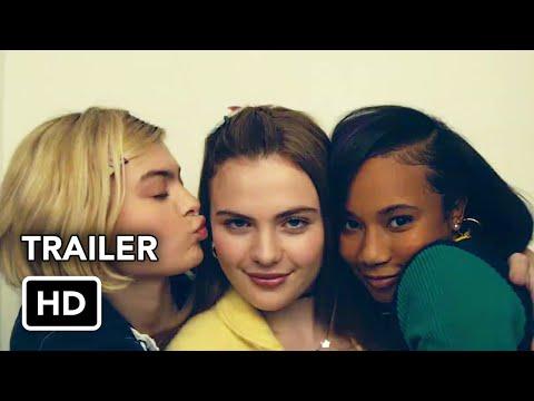 "Cruel Summer (Freeform) ""She's No Angel"" Trailer HD - Olivia Holt series"