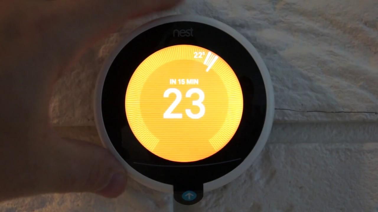 Termostat Nest salah satu Gadget Terpenting Sebelum Tahun 2020