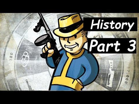 Fallout History 03 : กลุ่ม New California Republic