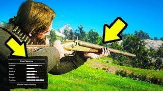 SECRET LEGENDARY RARE SHOTGUN LOCATION in Red Dead Redemption 2! RDR2 Secrets