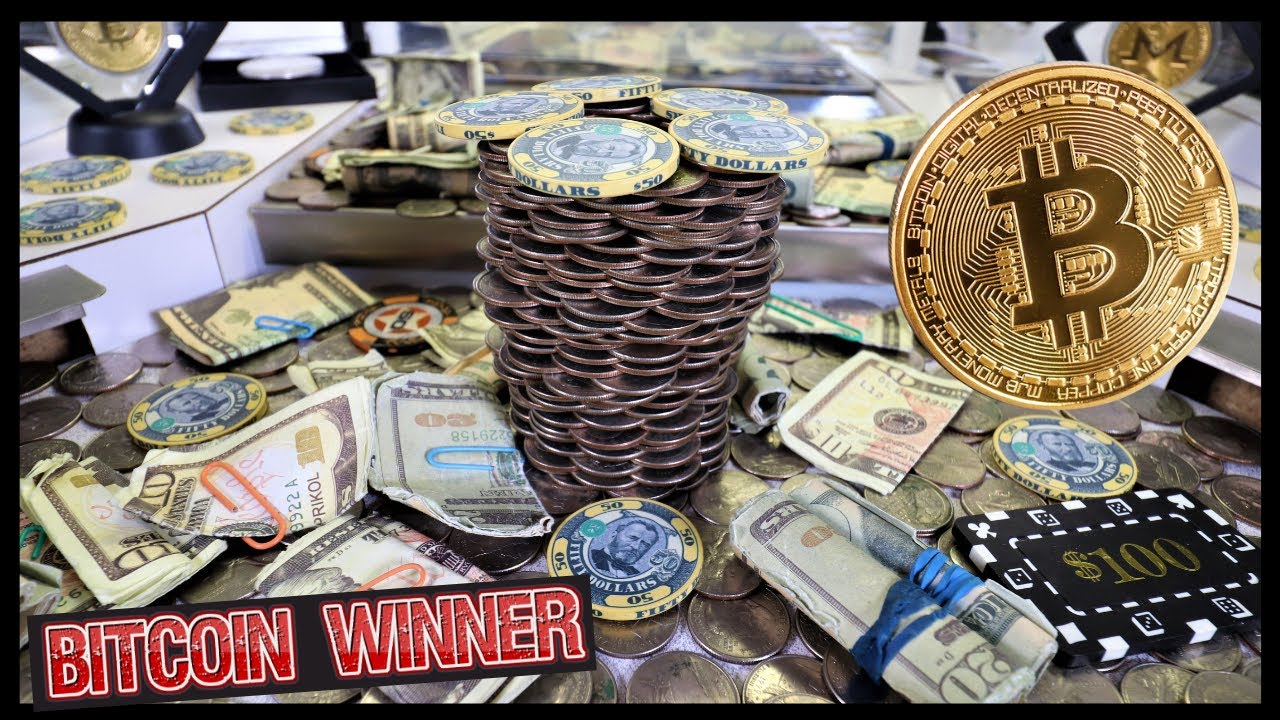 Who Won the Bitcoin?? Today we find out!