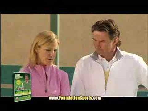 Jimmy Connors World Of Tennis - YouTube