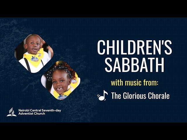 Children's Sabbath | Afternoon Programme + Bible Quiz