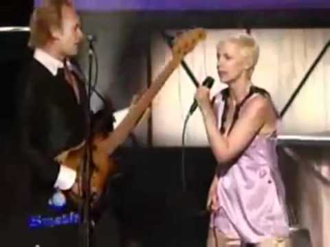 Annie Lennox & Sting  Well Be Together