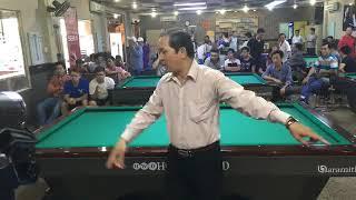 CCS - trận chung kết Hữu Tú  vs Cao Thành Trúc giải Libre 161