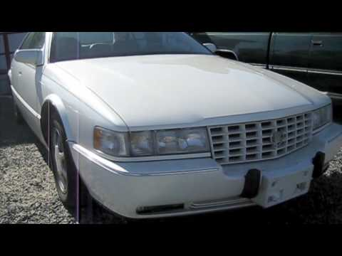 1997 Cadillac Seville Sts Start Up Engine And In Depth Tour You