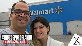 Compras No Walmart Kissimmee Orlando #3