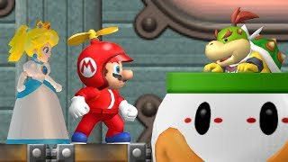 New Super Mario Bros. Wii - 2 Player Co-Op - #28