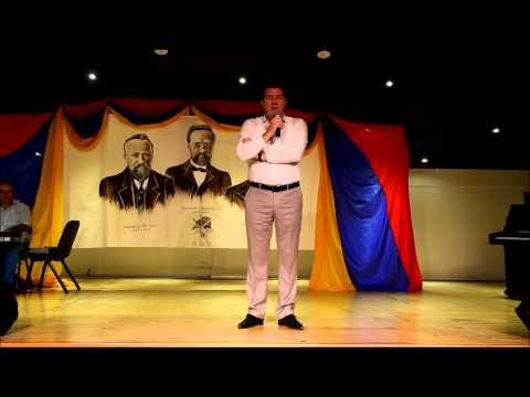 Nersik Ispiryan Concert in Sydney - ARF Australia 50th Anniversary