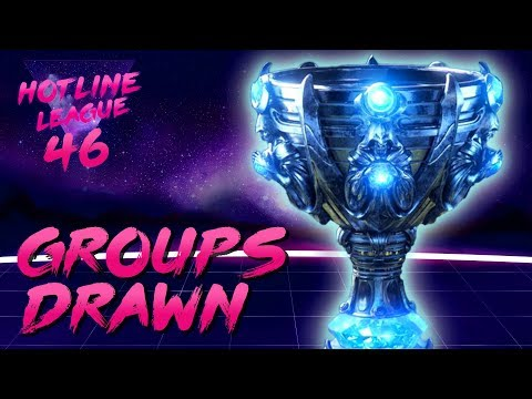 Groups are drawn, does NA have a chance? a Master sponsor, and more - Hotline League 46