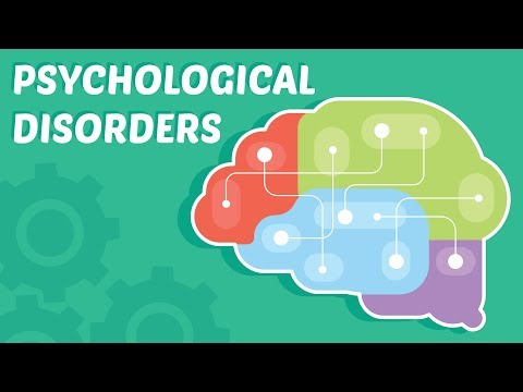 Top 3 Most common Psychological disorders explained